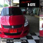 ชุดแต่งรอบคัน Suzuki Swift ทรง X-Cite ABS 100%