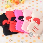 HTC One X - Kitty silicone Case [Pre-Order]