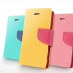 เคสมือถือ Sony Xperia x เคสฝาพับMERCURY [Pre-Order]