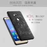 เคสมือถือ Huawei GR3 - Case ซิลิโคนแกะสลักลายมังกร [Pre-Order]