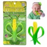 แปรงสีฟันนวดเหงือกข้าวโพด Baby Banana Cornelius Teething Toothbrush