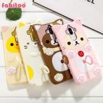 เคสมือถือ Huawei Mate9 - เคสFabitoo ชุดหมีน่ารัก [Pre-Order]