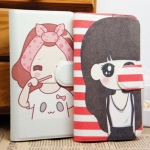 Sony Xperia M - Cartoon Diary Case [Pre-Order]