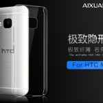 เคส HTC One3 M9 - Aixuan Crystal Clear hard case [Pre-Order]