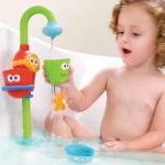 1209 -- ของเล่นในห้องน้ำ ก๊อกน้ำหรรษา