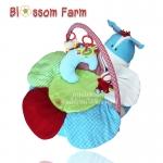 เบาะนอนเป่าลม Blossom Farm 3 in 1
