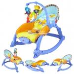 เปลโยกเด็ก Newborn to Toddler Portable Rocker 3in1