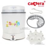 เครื่องนึ่งขวดนม Camera รุ่น Simple8 steam Sterilizer [C-9030]