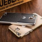 เคสมือถือ Huawei GR3 - Case โลหะชุบเคส[Pre-Order]