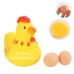 ของเล่นลอยน้ำ แม่ไก่ออกไข่