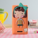 Sony Xperia C -Girl 3D Case [Pre-Order]