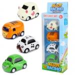 รถลานวิ่ง Alloy Racing Car set