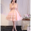 Z-0090 ชุดไปงานแต่งงานน่ารัก แนววินเทจหวานๆ สวย เก๋น่ารัก ราคาถูก สีชมพู แขนกุด คอวี แนวเซ็กซี่ thumbnail 2
