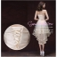 Z-0292 ชุดไปงานแต่งงานน่ารัก แนววินเทจหวานๆ สวย เก๋น่ารัก ราคาถูก สีโอรส เกาะอก พร้อมส่ง thumbnail 2