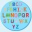 ตัวอักษรห้อยป้ายชื่อหนูน้อย A-Z Jollybaby thumbnail 3