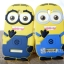 OPPO Find Way S -Minion Silicone Case[Pre-Order] thumbnail 1