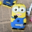OPPO Find Way S -Minion Silicone Case[Pre-Order] thumbnail 10