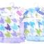 ผ้าห่ม Hudson Baby Satin Blanket ลาย Houndstooth thumbnail 11
