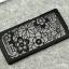 เคสมือถือ Oppo Find 7- เคสฉลุลายดอกไม้งานวินเทจ Case [Pre-Order] thumbnail 7