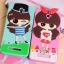 Oppo Find Way S - Girl silicone Case [Pre-Order] thumbnail 4