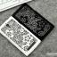 เคสมือถือ Oppo Find 7- เคสฉลุลายดอกไม้งานวินเทจ Case [Pre-Order] thumbnail 8