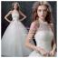 wm5063 ขายชุดแต่งงาน แนวเจ้าหญิง แบบคล้องคอ ที่สวยที่สุดในโลก ราคาถูกกว่าเช่า thumbnail 1