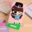 Oppo Find Way S - Girl silicone Case [Pre-Order] thumbnail 17