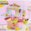 ชุดรถเข็นขายอาหาร Mini Cook Fast Food Car thumbnail 15