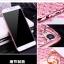 เคสมือถือ OPPO A37- เคสนิ่มตาราง3D ชุบสีเมทัลลิค ประดับแหวนนิ้ว[Pre-Order] thumbnail 3