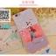 เคสมือถือ Oppo F1s - เคสใสขอบนิ่ม พิมพ์ลายการ์ตูน3D [Pre-Order] thumbnail 3