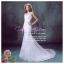 wm5069 ขาย ชุดแต่งงานเจ้าหญิง ชุดเจ้าสาวหางปลา ลากยาว สวยที่สุดในโลก ราคาถูกกว่าเช่า thumbnail 1