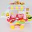 ชุดรถเข็นขายอาหาร Mini Cook Fast Food Car thumbnail 11