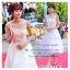 ws5041 ขาย ชุดแต่งงานสั้น แบบดารา ราคาถูกกว่าเช่า thumbnail 1