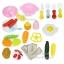 ชุดรถเข็นขายอาหาร Mini Cook Fast Food Car thumbnail 6
