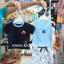 [เซต3ชิ้น] Elegant kids ชุดเสื้อแขนสั้น+แขนกุด+กางเกงขาสั้น 100%Cotton thumbnail 3