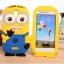 เคสมือถือ Oppo Mirror3- Minion Silicone Case[Pre-Order] thumbnail 10