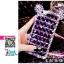 เคส Oppo F1 Plus - เคสแข็งประดับคริสตัลสีเหลี่ยม [Pre-Order] thumbnail 8