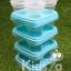 ชุดภาชนะเก็บอาหารเสริม 16ชิ้น/4ถาด (ขนาด 2 ออนซ์) Nanny baby food freezer tray set thumbnail 7