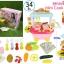 ชุดรถเข็นขายอาหาร Mini Cook Fast Food Car thumbnail 2
