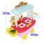 ชุดรถเข็นขายอาหาร Mini Cook Fast Food Car thumbnail 7