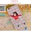 เคสมือถือ Oppo F1s - เคสใสขอบนิ่ม พิมพ์ลายการ์ตูน3D [Pre-Order] thumbnail 11