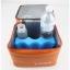 กระเป๋าเก็บอุณหภูมิทรงสูง 2 ชั้น V-Coool [แถมฟรี!น้ำแข็งเทียม+กระเป๋าใส] thumbnail 15