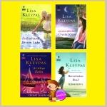 ชุด มนต์รักอ่าวฟรายเดย์ สาวน้อยสื่อรัก สื่อรักต่างภพ มนต์เสน่ห์แม่มด Crystal Cove Dream Lake Rainshadow Road Christmas Eve at Friday Harbor ลิซ่า เคลย์แพส,Lisa Kleypas กัญชลิกา แก้วกานต์