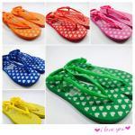 รองเท้าหูหนีบผู้หญิง มีสายหลัง Slippers for Women (ราคาต่อโหล)