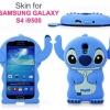 Samsung Galaxy S4- Stitch 3D Silicone Case ]Pre-Order]