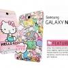 Hello Kitty เคสแข็ง สำหรับ Samsung Note [Pre-Oder]