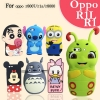 เคส OPPO R1 -Cartoon 3D Silicone case [Pre-Order]