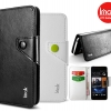 HTC Butterfly S - iMak Leather Case [Pre-Order]