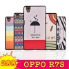 เคสOppo R7s- Cartoon Silicone Case [Pre-Order]