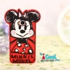 HTC (The New) One M7 - Disney Silicone case#2 [Pre-Order]